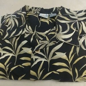 Mens OP Hawaiian Shirt